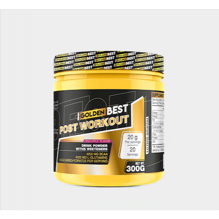 Golden Best Post Workout 300gr