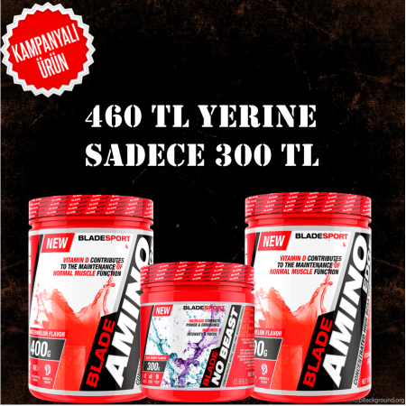 Blade Sport Amino Edge ve No Beast