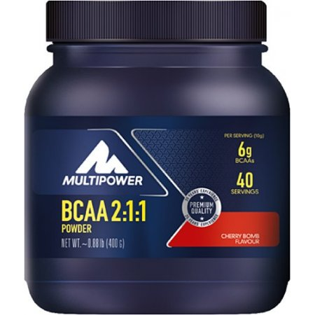 Multipower BCAA Powder 400gr