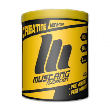 Mustang Nutrition Creatine 450gr