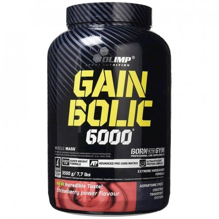 Olimp Gain Bolic 6000 3500gr