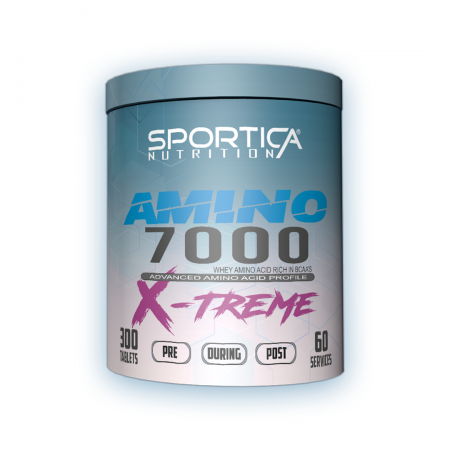 Sportica Nutrition Amino 7000 X-TREME 300 Tablet