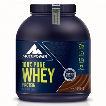 Multipower 100 Pure Whey Protein 2000gr