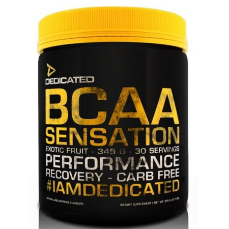 DEDICATED BCAA SENSATION 345gr